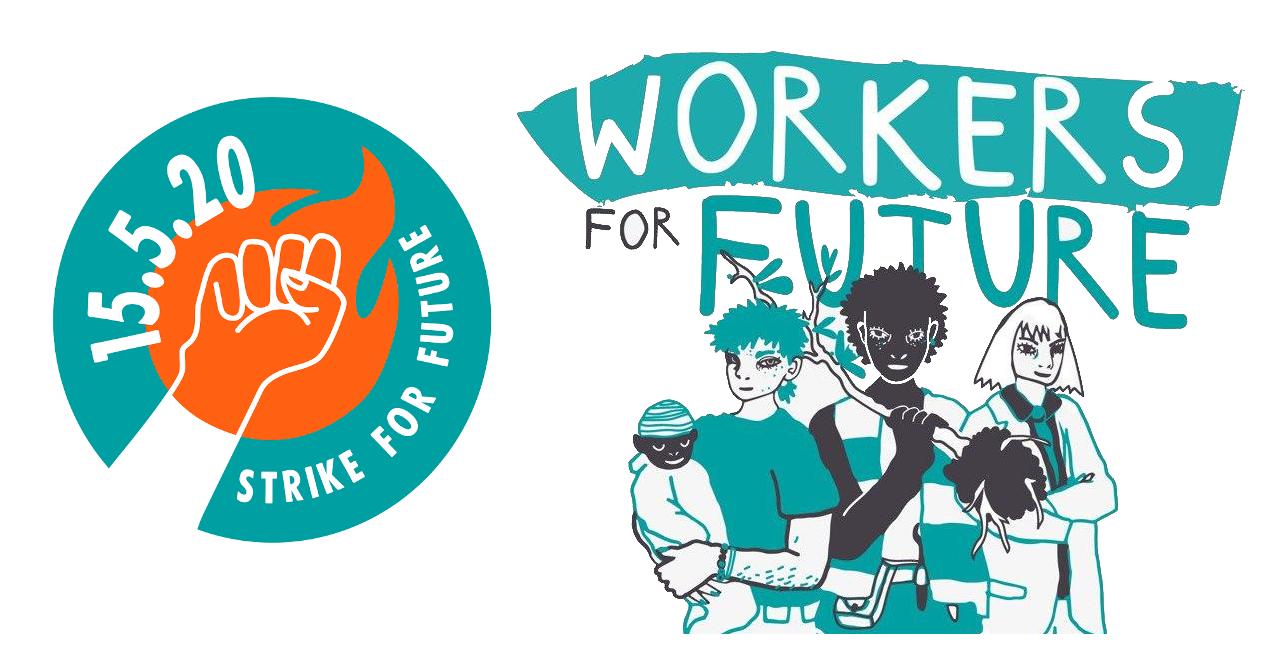Grève pour l'Avenir : en route vers le 15 mai 2020 !