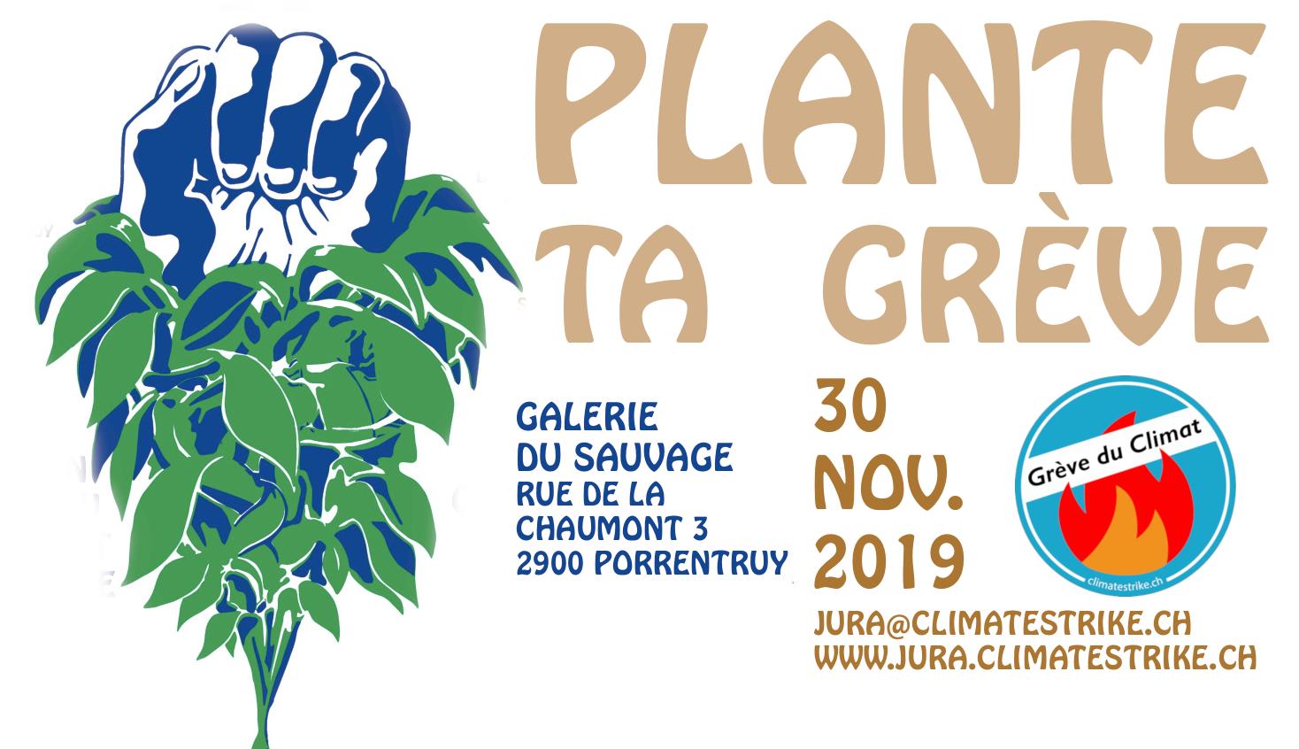 Plante ta Grève : un événement festif et joyeux pour créer du lien autour des questions écologiques