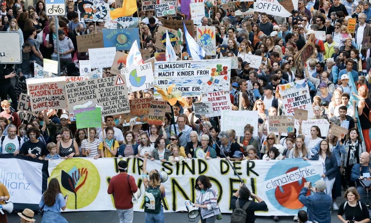 Grève pour l'Avenir: le 15 mai 2020, unissons nos forces