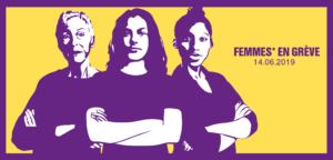 La Grève du climat (Jura) soutient la grève des femmes* et appelle la population à y participer