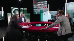 Débat sur la Loi CO2, avec une de nos militantes