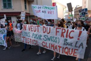 Grève pour l'Avenir : une mobilisation pour la justice climatique et sociale